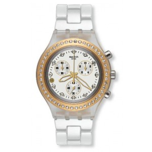 Reloj Swatch Full Blooded marvelous yellow