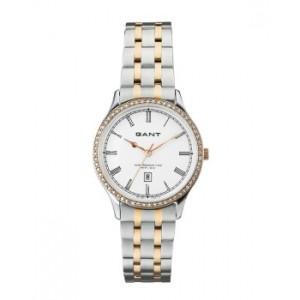 Reloj Gant Hampton bicolor