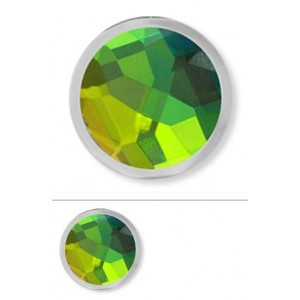 Azar multi tamaño pequeño (cristal)