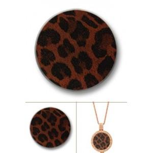 Piel leopardo tamaño mediano