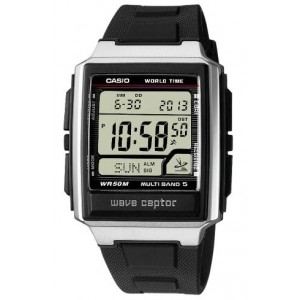 Reloj Casio Collection radiocontrolado
