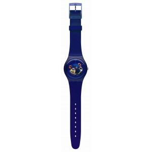 Reloj Swatch Purple Lacquered