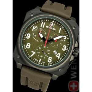 Reloj Wenger Aerograph cockpit chronograph crono