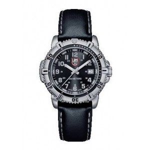 Reloj Luminox Steel Colormark Esfera Negra 38mm