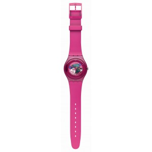 Reloj Swatch Pink Lacquered