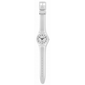 Reloj Swatch Just White