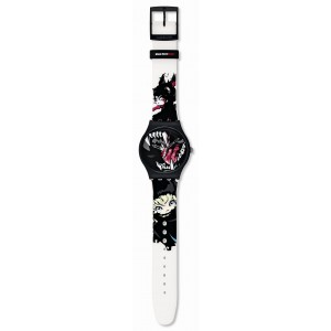 Reloj Swatch Windy Bunny