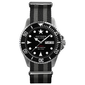 Reloj Oxygen Diver Moby Dick 44mm