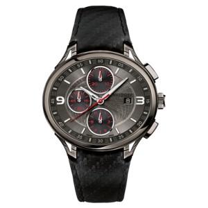 Reloj Davidoff chronograph gun dial automatic