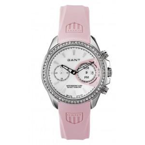 Reloj Gant Bedstone Esfera Madreperla Caucho Rosa 39MM