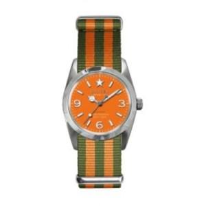 Reloj Oxygen Sport Orange 34mm