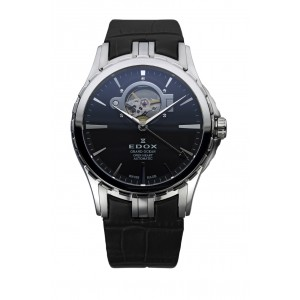 Reloj Edox Grand ocean open heart automatic