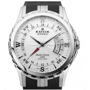 Reloj Edox Grand ocean GMT automatic day date