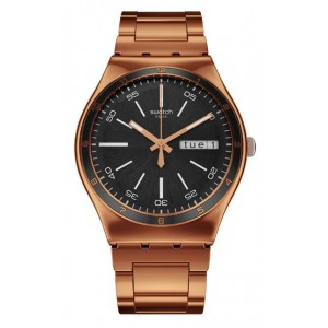Reloj Swatch Charcol Medal Rose