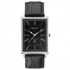 Reloj Gant Windsor square black strap