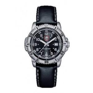 Reloj Luminox Steel Colormark Esfera Negra 38mm