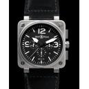 Reloj Bell Ross BR01-94 Steel