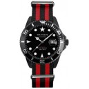 Diver Mobby Dick Black 40mm
