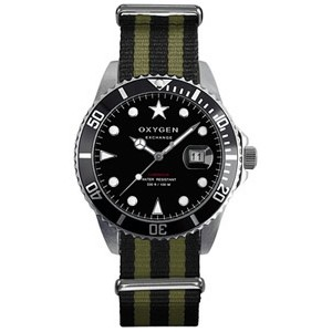 Reloj Oxygen Diver Mobby Dick 40mm