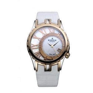 Reloj Edox Grand ocean date automatic lady