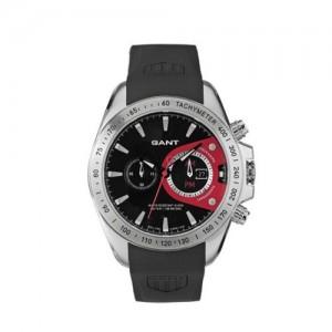 Reloj Gant Bedford esfera negra/roja crono